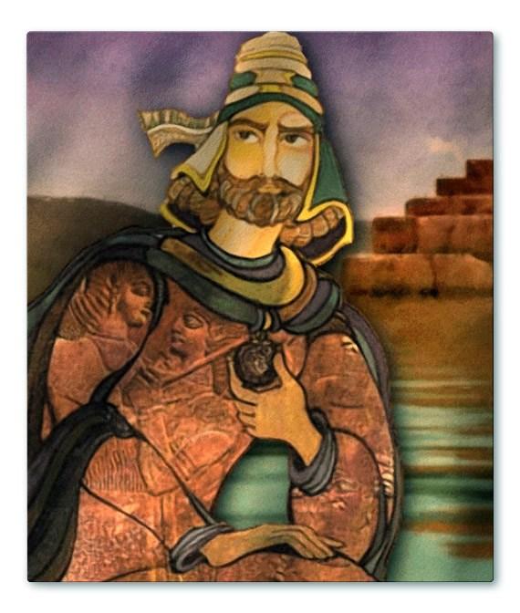 Mazdak Image courtesy www.persepolis.nu