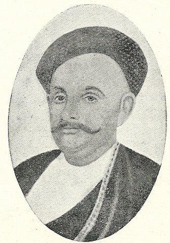 Dadibhai Nosherwanji