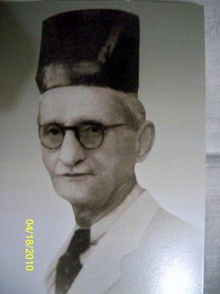 Dr. Framroze Chiniwala