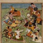 Rostam Nameh 13b: Rostam loses Raksh