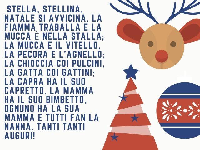 Ti auguro una vita … Frasi Di Natale Per Bambini Piccoli E Per Quelli Piu Grandi 150 Pensieri Da Condividere Frasidadedicare