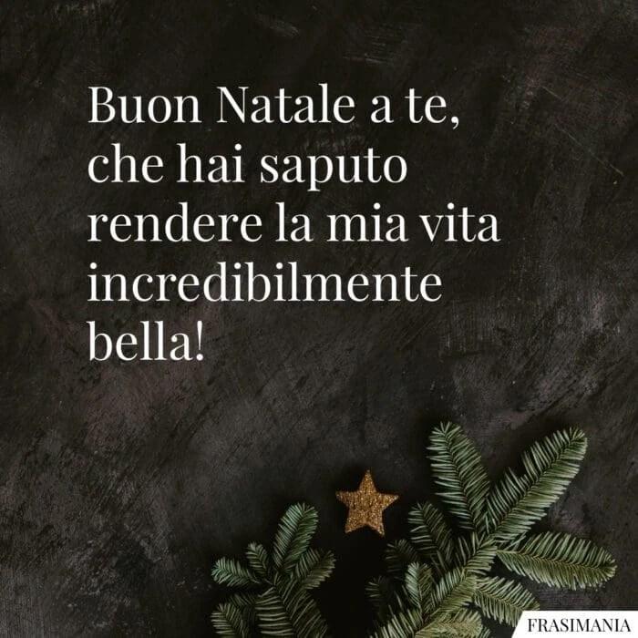 Possano la gioia e la felicità di questi giorni restare con te per tutto l'anno. Auguri Di Natale Amore Mio Le 50 Frasi Di Auguri Piu Dolci E Romantiche Con Immagini