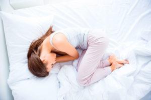posizioni durante il sonno
