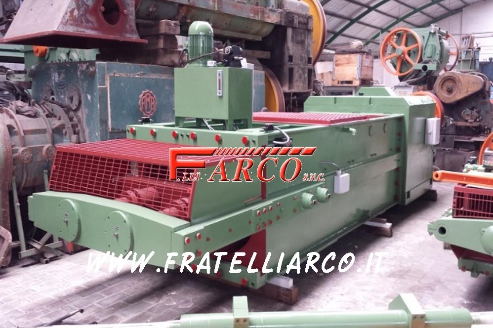 Impastatore Filtro MBAF7 Morando F.LLI ARCO s.n.c.