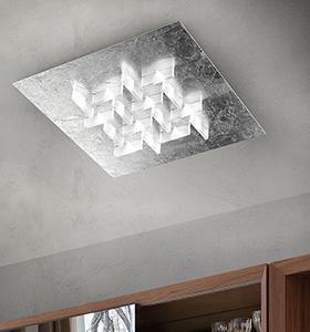 LAMPADARI A LED a Risparmio Energetico  Braga Illuminazione