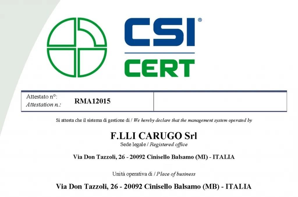 certificato-ottone