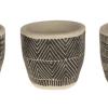Vaso ceramica 11x11x10 cm - mix color