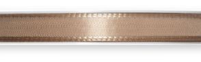 Nastro taffeta Sabbia 8mm