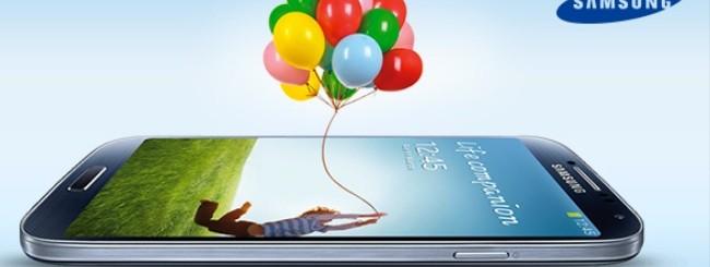 Offerta TIM Samsung Galaxy S4 a 699 euro