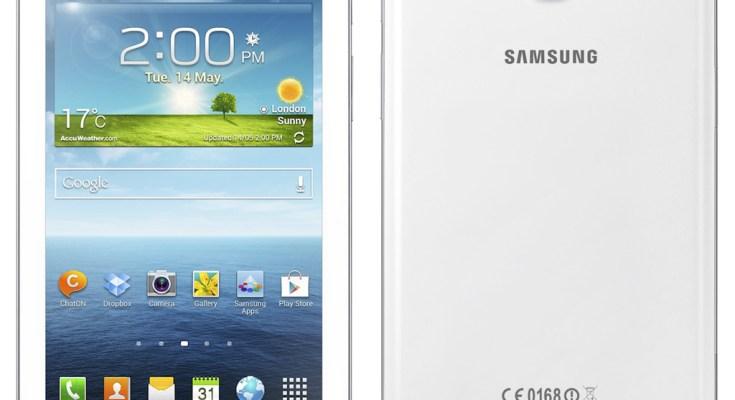 Caratteristiche tecniche Samsung Galaxy Tab 3 ufficiali