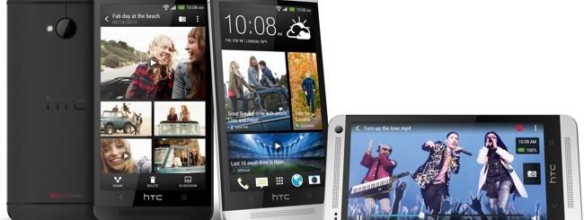 Offerta 3 Italia HTC One con i piani TOP Smart