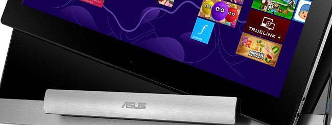 Android 4.1.2 Jelly Bean su ASUS Transformer AiO