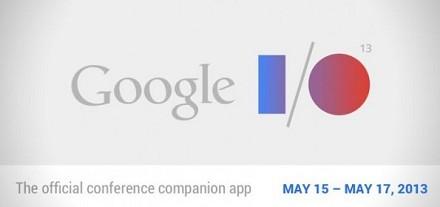 Google I/O 2013 Streaming Diretta Video Mercoledì 15 maggio ore 18