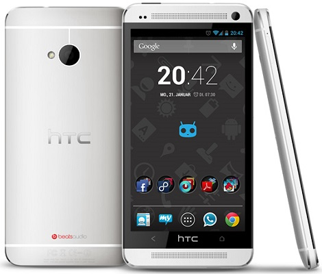 Prima Nightly CyanogenMod per HTC One