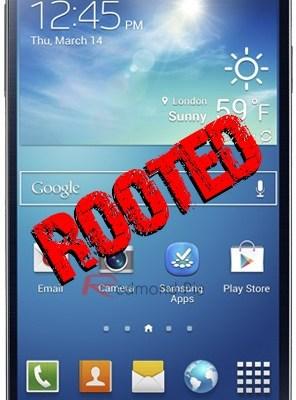 ODIN su Galaxy S4 i9505