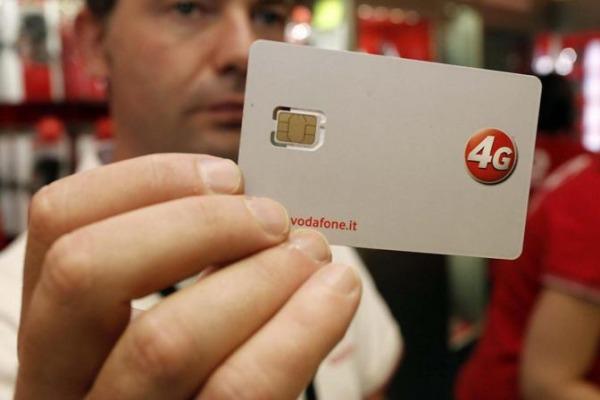 Richiedere Vodafone Sim 4G, MicroSim 4G o NanoSim 4G online