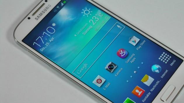 Aggiornamento I9505XXUAME2 su Samsung Galaxy S4 Vodafone