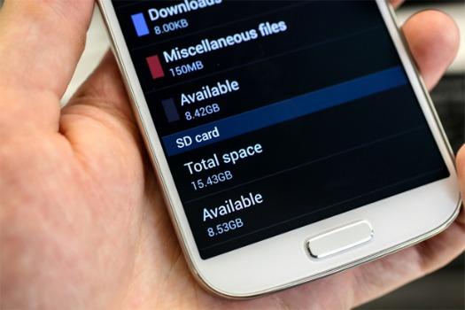 Samsung Galaxy S4: Nuovo modello da 32 GB