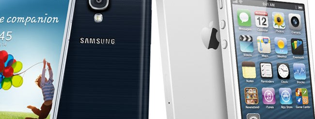 Samsung Galaxy S4 e iPhone 5: Video Crash Test