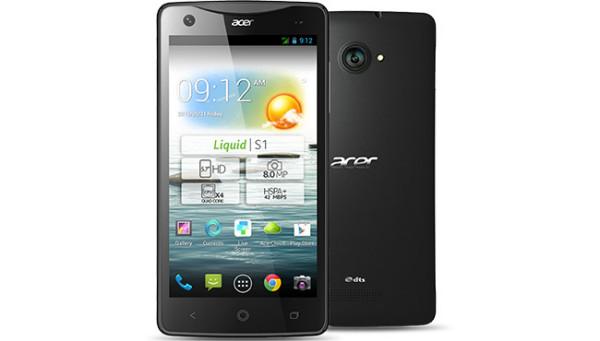 Acer Liquid S1: Caratteristiche tecniche, prezzo e uscita