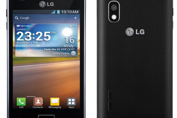 Android 4.1.2 Jelly Bean su LG Optimus L5 brand Vodafone