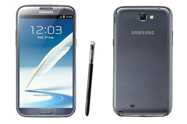 Android 4.1.2 (N7100XXDME6) su Samsung Galaxy Note 2 no brand