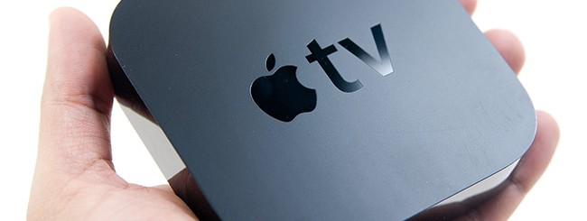 Apple TV con iTunes Radio e Conference Room