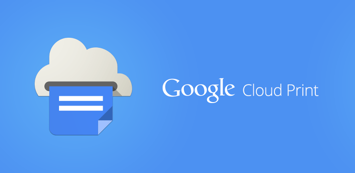 Google Cloud Print per Android disponibile al download