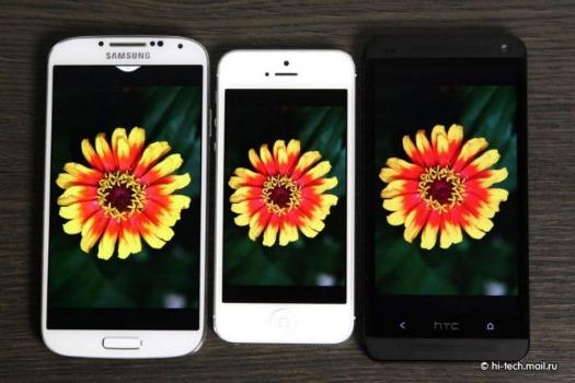 Samsung Galaxy S4, iPhone 5 e HTC One: Quale scegliere?