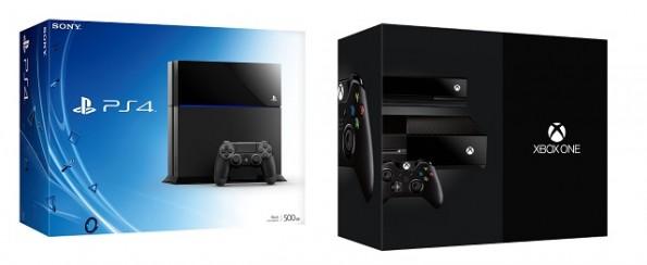 Confezioni Xbox One e PlayStation 4 rivelate