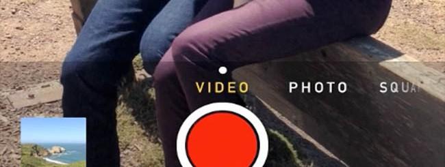 iOS 7: Zoom nei video