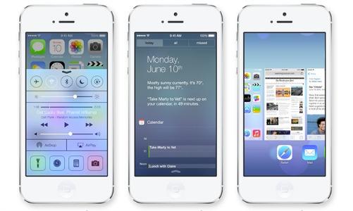 iOS 7 beta: Trucchi e nuove funzioni