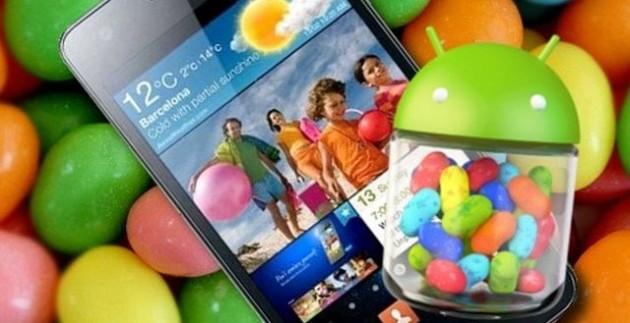 Aggiornamento Android 4.1.2 (I9100XWLSW) su Galaxy S2 no brand