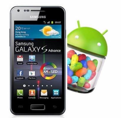 Aggiornare Galaxy S Advance ad Android 4.1.2 con Samsung Kies