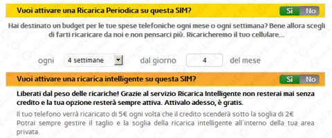 Bip Mobile: Ricarica Intelligente