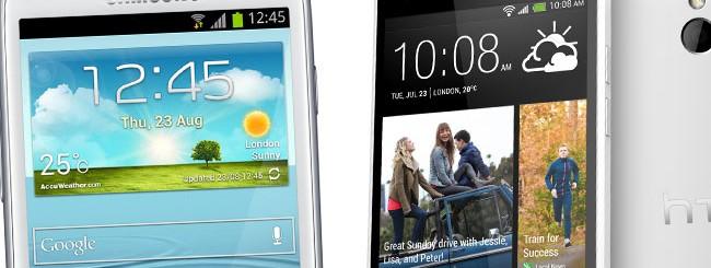 Confronto caratteristiche tra HTC One Mini e Samsung Galaxy S4 Mini