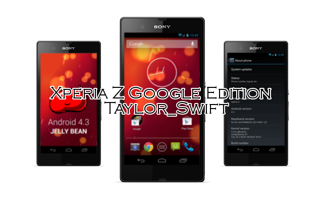 Installare Android 4.3 Jelly Bean su Sony Xperia Z (JWR66N)