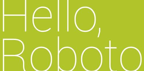 Installare font Roboto su Windows