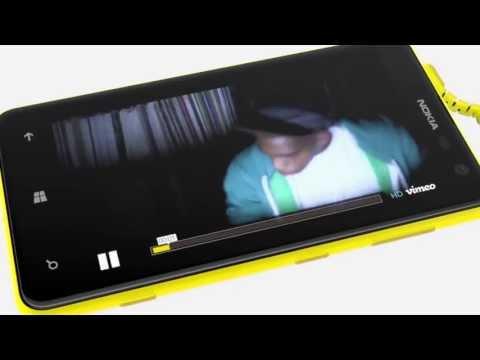 Nokia Lumia 625: Video promozionale