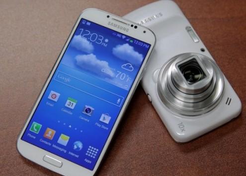Samsung Galaxy S4 e Samsung Galaxy S4 Zoom: Confronto fotografico