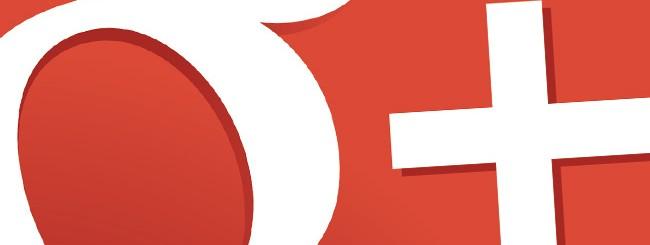 Google+: +1 nello Stream follower