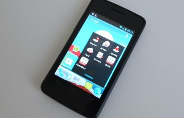 Vodafone Smart Mini: Aggiornamento per aumentare volume audio