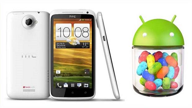Aggiornamento Android 4.2.2 su HTC One X+