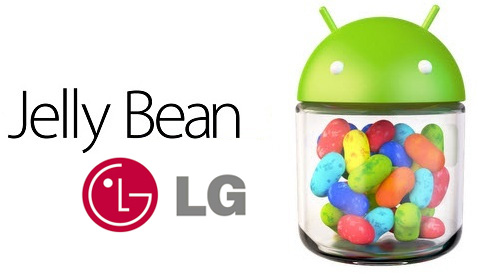 Android Jelly Bean 4.1.2 per LG Optimus L5 TIM