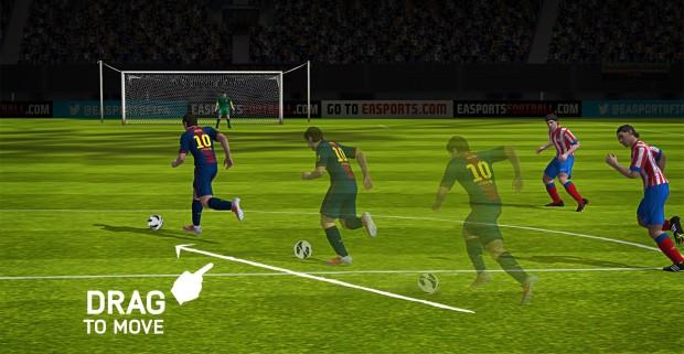 FIFA 14 sarà gratuito su Android e iOS