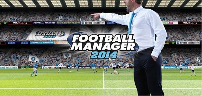 Football Manager 2014: Pre-ordine anche su Mac