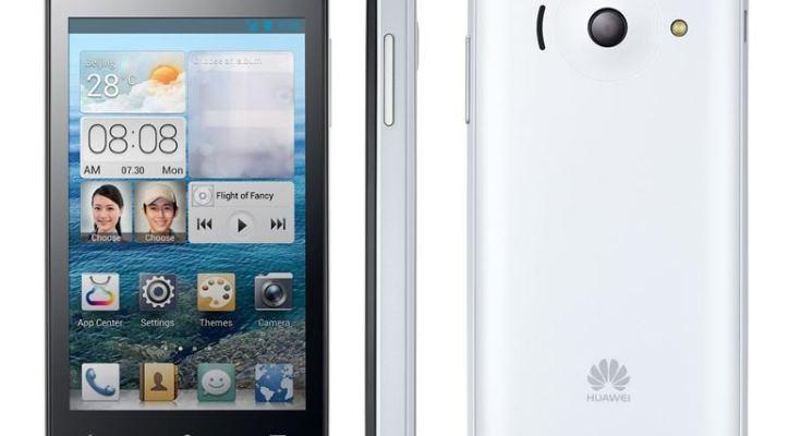 Huawei Ascend Y300: Caratteristiche tecniche e prezzo