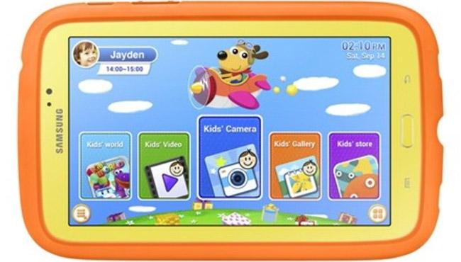 Samsung Galaxy Tab 3 Kids: Caratteristiche tecniche, prezzo e uscita