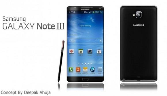 Data presentazione Samsung Galaxy Gear e Note 3