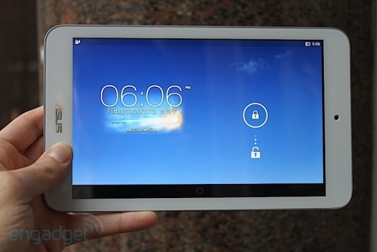 ASUS Fonepad 7, MeMo Pad 8 e 10: Video hands-on